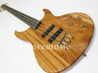 Wholesale 2015 new Custom strings bass electric bass guitar new arrival