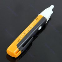 Wholesale New LED Light AC Electric Voltage Tester Volt Alert Pen Detector Sensor V
