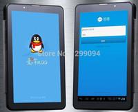 Tablette dual sim g Avis-Gros-Le meilleur orateur 3 g tablette téléphone 800 x 480 7 pouces Android 4.2 mtk6572 dual core double caméra Bluetooth FM Dual SIM 3G phablet