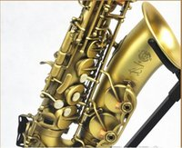 Wholesale EMS Selmer54 alto saxophone wind E flat green drawing Alto Sax can be cash on