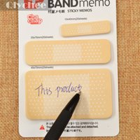 band aid designs - Novelty Band Aid Design Note Sticker Memo Pad Bookmark Reminder Marker Sticky Mini Note Paper