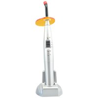 Cheap Upgraded Dental 5W Wireless Cordless LED Curing Light Lamp 1500mw Free Shipping