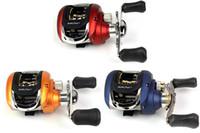 Wholesale Available Bait Casting fishing reel AAWEBL BB MM M left hand Tackle Ocean Beach Fishing