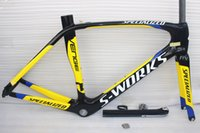 carbon fiber bicycle frame - yellow black carbon road bike frame carbon fiber bicycle frame china carbon frame