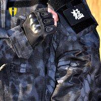Wholesale Army Military Uniform Tactical Suit Equipment BDU Desert Camouflage Combat Airsoft CS Hunting Uniform Clothing Set Jacket Pants