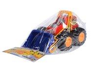 Wholesale 12pc bulk Beach forklift beach car toy for chirldren toys chirldresn best birthday gift