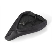 bicycle saddle assembly - IMC Black Cycling Bike Bicycle Silicone Soft Saddle Cushion Seat Pad Cover order lt no track