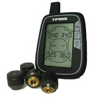 Wholesale car Freeshipping Tyredog TPMS high quality tire pressure monitor system TaiWan Origin retail is OK NC TD1000A