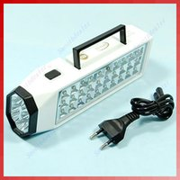 Wholesale LED Rechargeable Emergency Light Lamp High Capacity Y106