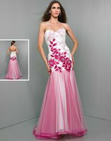 Cheap 2015 Mermaid Appliques Crystals WOW Prom Dress 6018 Sweetheart Ruched Tulle Floor Length Winter Formal Cheap Backless Evening Celebrity Gown