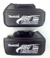 makita battery - 2pcs x BL1830 Makita volt ah rechargeable li ion Power Tool Battery used for