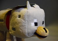minecraft - Minecraft BABY WOLF plush Minecraft Wolf plush Official with tag cm GREAT COLLECTION GIFT