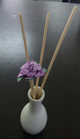 Wholesale High Quality Aroma Diffuser of Straight Original Color Rattan Reed Sticks with Size of Dia mm x L25cm