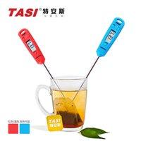 Wholesale New TASI Pen Type Precision Digital Probe Food Milk Oil Thermometer LCD Display Degrees C