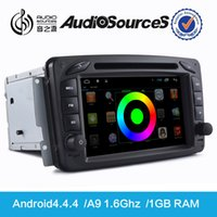 benz outs - car dvd mercedes benz c class navigation system with out broken cables and Nondestructive installation with DSP quality