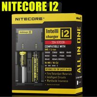 Wholesale Nitecore I2 Universal Intellicharger E Cigarette Charger Universal battery I2 Charger fit battery