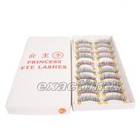 artifical eyelash - x Handmade Artifical Black False Eyelashes Makeup M BEAUTY EYE MAKEUP