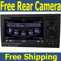 audi a4 navigation - Car Head Unit Sat Nav DVD Player for Audi A4 with GPS Navigation Radio Stereo System