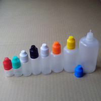 screen printing - LDPE Needle Bottles Easy with Childproof Safety Cap and Long Thin Dropper tip ml ml ml ml ml ml ml ml ml