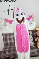 Wholesale Cut Adult animal kigurumi Unicom onesie pyjamas woman men unisex flannel comfortable pajama winter coral fleece shirt sleepwear night suit