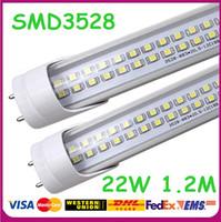 Cheap 3528 Led bulb lamp T8 G13 Best 3528 22W LED tube light