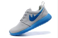 Wholesale High quality classic london olympic Mesh grey running shoes men and women Roshlis sports shoes outdoor walking shoes