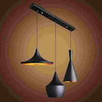 abc restaurants - Tom Dixon Design Modern Pendant Light Beat Musical Instrument ABC Pendant Lights Hanging Lamp Restaurant Cafe Bar Living Room