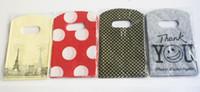 Wholesale 50pcs Pretty Mixed Pattern Plastic Gift Bag Shopping Bag X9CM