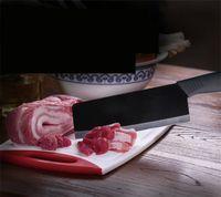 ceramic knife - High quality antibacterial cm black ceramic kitchen knife fruit slicing knife Fillet fish Knife Facas de Ceramica facas para sashimi