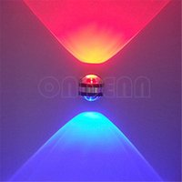 Wholesale 2015 High Brightness X1W V LM LED Wall Light Certification CR ROHS