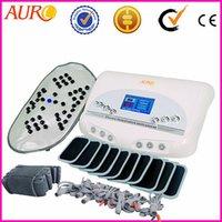 Wholesale Au B infrared weight loss beauty machine electric muscle stimulator