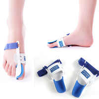 best pain relief - 2015 New arrival Hot sale best quality Pair Big Toe Bunion Night Splint Straightener Foot Pain Relief Hallux V