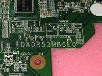 amd laptop chips - New Laptop Motherboard R53 DA0R53MB6E0 REV E For HP Pavilion G6 G4 G7 Laptop Motherboard Video chip G