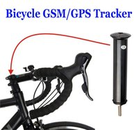 bicycling maps - Mini Bicycle GPS Tracker for real time tracking bike movement Shock Geo fence GSM SMS Alarm Standby Modes Google Maps