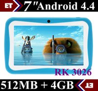 kids tablet - 20pcs Kid Educational Tablet PC Inch Screen Android Rockchip RK Dual Core Ghz MB GB Dual Camera WIFI Kids Tablet PC TA83