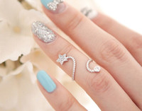 Cheap Fashion Ring Knuckle Ring Many styles Band Midi Ring Urban Gold Stack Plain Cute Knuckle Ring Finger Ring Jewelry Free Shipping