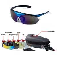 Sports motorcycle frame - Polarized Lens Cycling Goggles Motorcycle Sunglasses Wind Proof Outdoor Hunting Shooting Sports Glasses with Myopia Frame