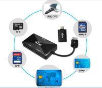 atm card reader - Ho off S333 mobile phone SIM card reader smart card reader to copy edit No ATM TF usb2 Multi in card reader