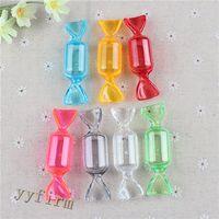 bead storage - Newest Design Candy Shape Plastic Jewelry Box Plastic candy box Beads Storage Container Boxes