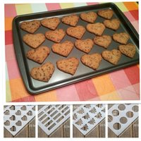 baking tile - Chocolate Mold Heart Butterfly Patterns Plastic Mold Baking Supplies Cookie Cake Decorating Tools Tiles X15X0 cm