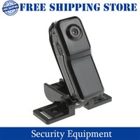 Wholesale High Quality MD MP COMS Hands free Mini DV Video Camera with WiFi and TF Card Slot