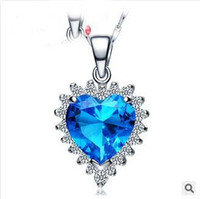 actress product - S925 sterling silver jewelry pendants Haiyangzhixin without chain Titanic actress Products