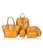 Wholesale 2016 famous designer brand Lash package composite handbags women leather bat pack handbag PU woman school bags fashion cross body bag