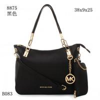 Totes leather handbags - Hot Sell women messenger bag Totes bags new women handbag PU leather bag portable shoulder bag cross body bolsas women Lock Chains bag