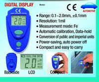auto paint manufacturers - Car auto Paint coating Thickness meter with factory price Vetus technology manufacturer
