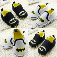 bats fabric - Bat pattern Baby square mouth shoes Lazy shoes Baby toddler shoes soft bottom High top casual shoes Selling shoes pair cl