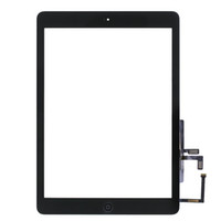 apple ipad oem - OEM iPad Air Digitizer Touch Screen Front Glass Assembly with Home Button and Camera Holder with PreInstalled M Adhesive Tape iPad
