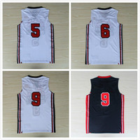 olympic basketball jersey - Olympics Basketball Jersey Dream Team Jerseys Free fast Shipping Size S XXL Accept Mix Order