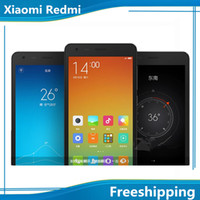 best chinese rice - Best Credit Xiaomi Redmi Red Rice Hongmi G LTE Cell Phone QualcommMSM8916 QuadCore Inch GB RAM Dual SIM MIUI Freeshipping