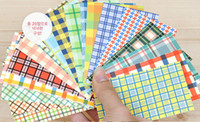 Wholesale 20 sheets Different Styles DIY Scrapbook Paper Photos Frame Decorative Stickers for Instax Mini Film